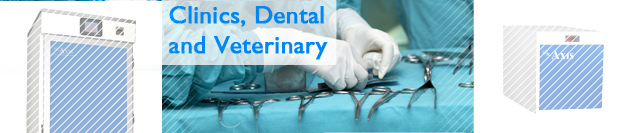 Sterilization Clinics, Dentists and Vets